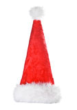 Santa Hat (on white) Stock Photo