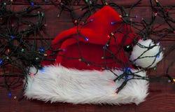 Santa hat Stock Photos