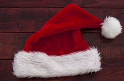 Santa hat Stock Photography