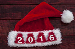 Santa hat Royalty Free Stock Photos