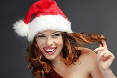 Santa helper Royalty Free Stock Photography
