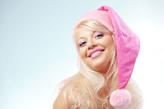 Santa helper Stock Photography
