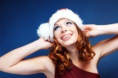 Santa helper Royalty Free Stock Images