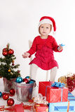 Santa helper Royalty Free Stock Image