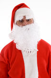 Santa with his eyes popped out Stock Photography