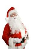 Santa Ho Ho Ho Stock Images