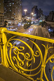 Santa Ifigenia viadukt royaltyfria foton
