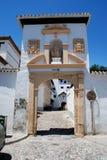 Santa Isabel Monastery, Granada. Royalty Free Stock Photos