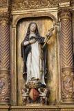 Santa Joana Princesa, Aveiro Cathedral, Centro, Portugal Royalty Free Stock Images