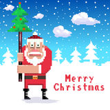 Santa_2 jpg Immagine Stock