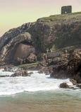 Santa Justa beach Royalty Free Stock Images