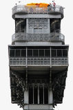 santa της Λισσαβώνας Πορτογαλία justa de elevador Στοκ Εικόνες