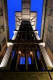 Santa Justa Lift, Lisbon Royalty Free Stock Image