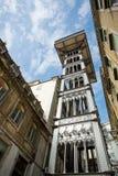 Santa Justa Lift, Lisbon, Portugal Royalty Free Stock Image