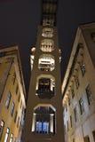 Santa Justa Lift in Lisbon, Portugal Royalty Free Stock Image