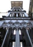Santa Justa Lift in Lisbon. Europe, downtown Stock Photo