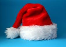 Santa kapelusza Zdjęcie Stock