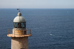 Santa Katalina lighthouse Stock Images