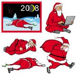 Santa klaus Royalty Free Stock Photos