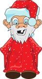 Santa Klaus Fotografie Stock