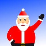 Santa Klaus. Santa Claus is coming to congratulate you Royalty Free Stock Image
