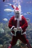 Santa klauzul Obrazy Royalty Free