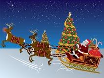 Santa klauzul Zdjęcia Stock