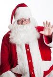 Santa klauzula obrazy royalty free