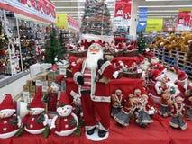 Santa klauzula lala Fotografia Royalty Free