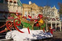 Santa klauzula pławik Zdjęcie Royalty Free