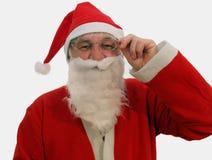 Santa Laughing Royalty Free Stock Photos