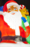 Santa Light Royalty Free Stock Images