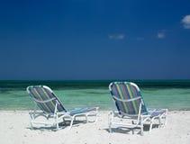 Santa Lucia beach. In Camaguey Province, Cuba Stock Images
