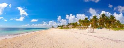 Santa Lucia beach, Camaguey Province, Cuba Stock Photo