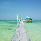 Santa Lucia beach, Cuba Stock Photos