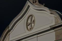 Santa Lucia Church Igreja de Santa Luzia Royalty Free Stock Images