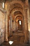 Santa Lucia del Trampal in Alcuescar. Spain Royalty Free Stock Images