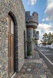 Santa Lucia, Gran Canaria na Espanha - 13 de dezembro de 2017: La Fortaleza de Castillo de, museu privado Foto de Stock Royalty Free