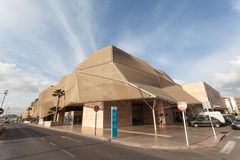 Santa Lucia hospital in Cartagena, Spain Stock Photography