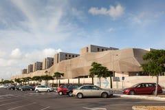 Santa Lucia hospital in Cartagena, Spain Royalty Free Stock Images