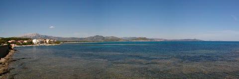 Santa Lucia - Sardinia - Italy Royalty Free Stock Photos