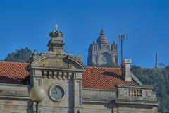 Santa Luzia στο Βιάνα ντο Καστέλο Στοκ Εικόνες
