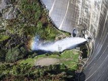 Santa Luzia Dam near Pampilhosa Royalty Free Stock Image
