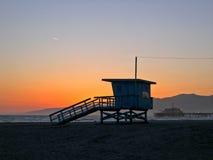 Santa Mónica Imagenes de archivo