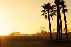Santa Mónica Foto de archivo