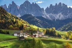Free Santa Maddalena Village, Italy, Europe Royalty Free Stock Images - 215091449