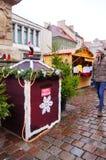 Santa mail box Royalty Free Stock Images
