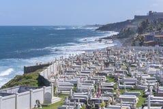 Santa María Magdalena de Pazzis Cemetery Royalty Free Stock Photos
