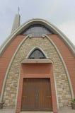 Santa María Reina church Peru Stock Photos
