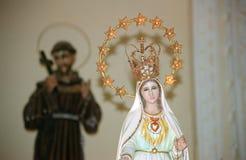 Santa María Imagen de archivo